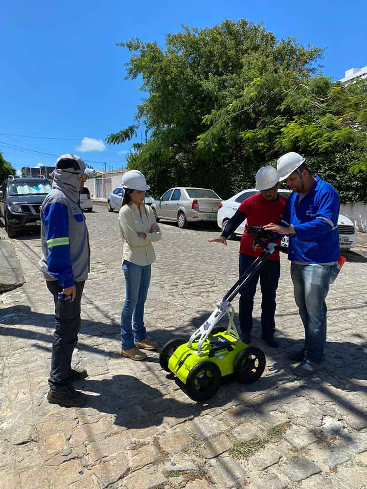 demo of GPR in Brazil